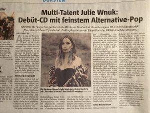 Multitalent Debüt CD feinster Alternative Pop