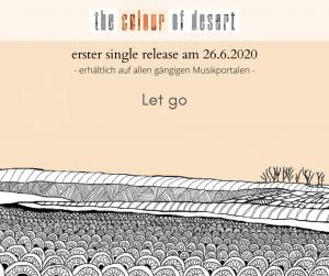voankündigung single release alternative band nrw