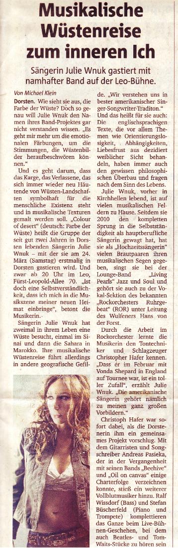 RuhrnachrichtenDorstenBericht13032018