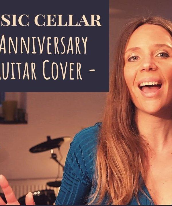 heartbreak anniversary cover acoustic